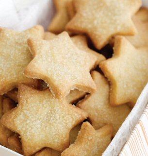 Recipes - English Vanilla Biscuits (2/5)