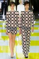 cage lace: Louis Vuitton