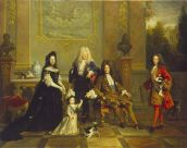 Louis XIV and his heirs