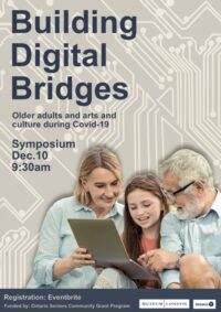 graphic created for Building Digital Bridges Symposium