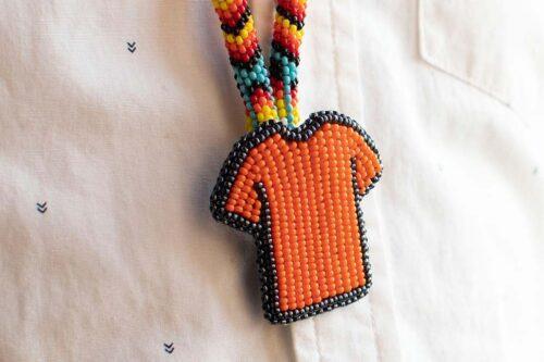 Orange Shirt Day Pin