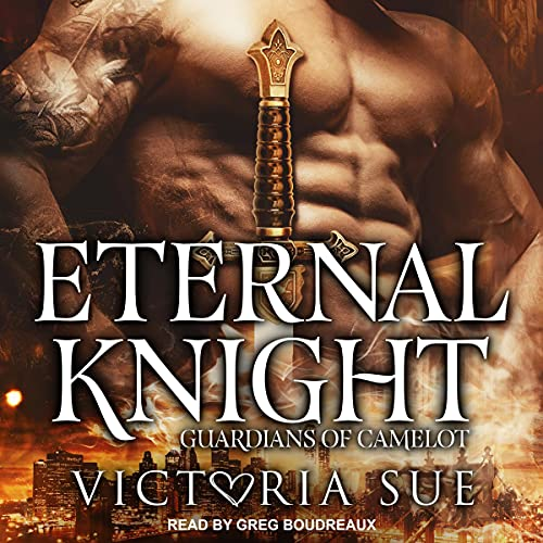 Eternal Knight audiobook cover