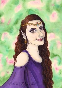 Elven Princess low res