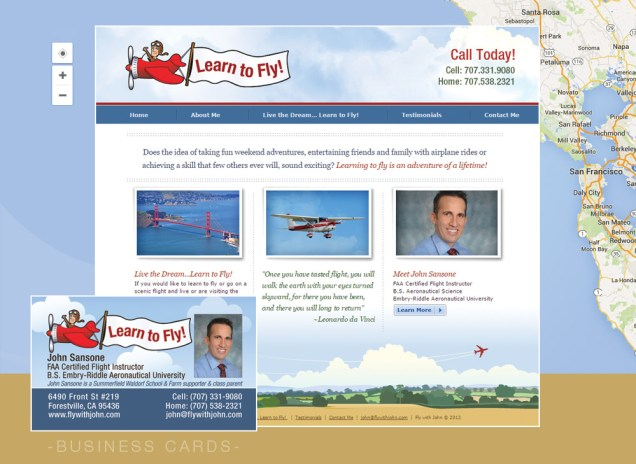 Web and Graphic Design Sonoma County