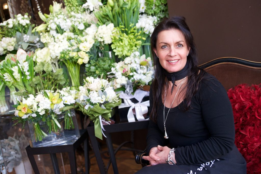 Victoria Whitelaw Melbourne Florist for weddings and events