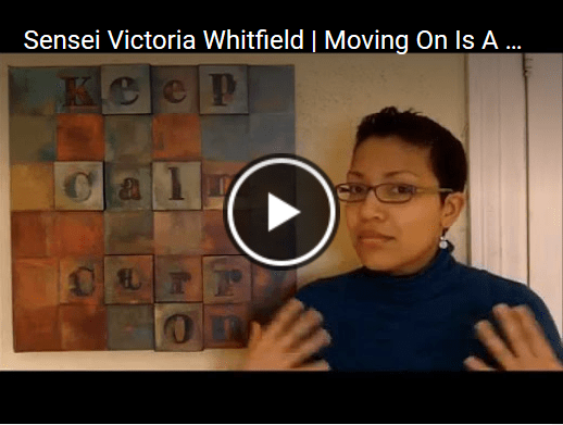 moving on is a mindset