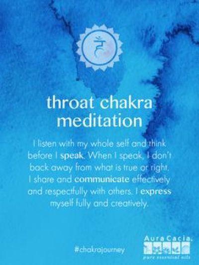 throatchakraauracacia