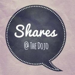 shares at the dojo logo