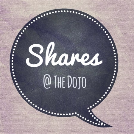 shares at the dojo logo