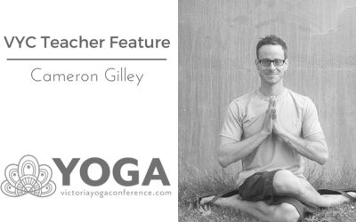 Teacher Feature: Cameron Gilley