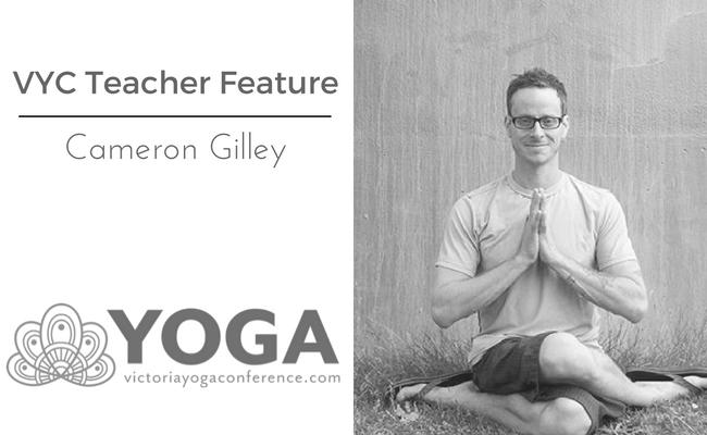 Teacher Feature: Cameron Gilley