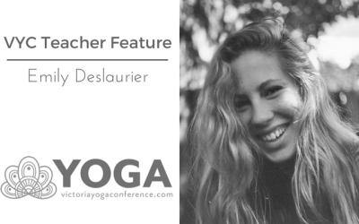 Teacher Feature: Emily Deslaurier