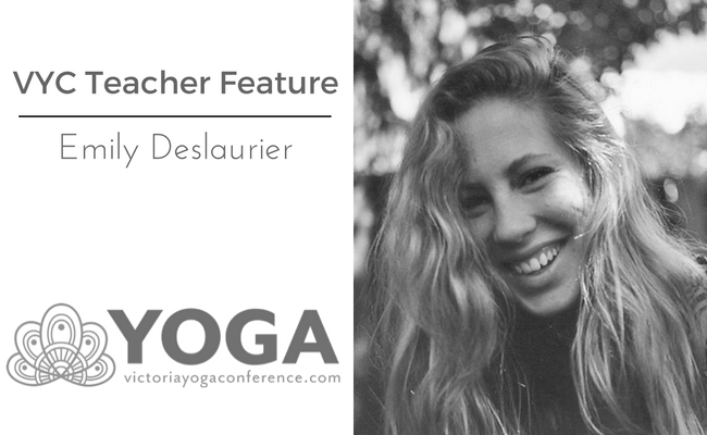 Teacher Feature: Emily Deslaurier