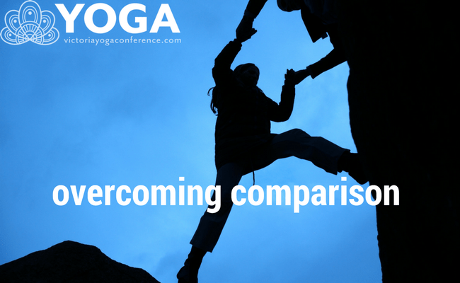 Overcoming Comparison
