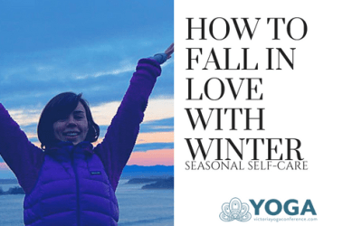 How to Fall in Love with Winter: Seasonal Self-Care