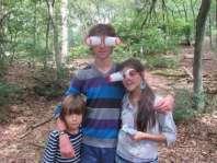 Binke, Levi en Alexandra