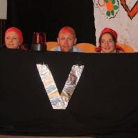 V-kamp got talent: de rode knoppen