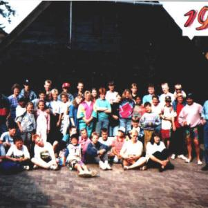 Victorie Zomerkamp 1992