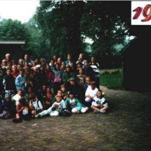Victorie Zomerkamp 1996