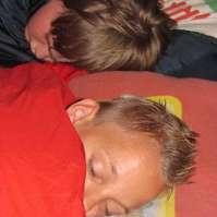 Mike en Luuc snurken door de film heen
