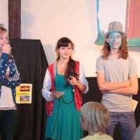 Dagmar, Alexandra en Mees