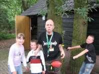 Michel gevangen door de Pieper/Rexwinkel-familie