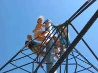Bovenin het klimweb