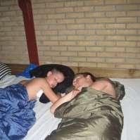 Welterusten Jens en Karel