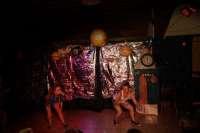 Een pittig dansje tijdens de bonte avond