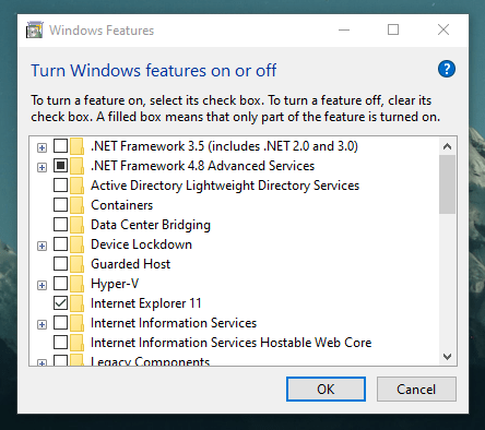 Hyper-V on Windows 10