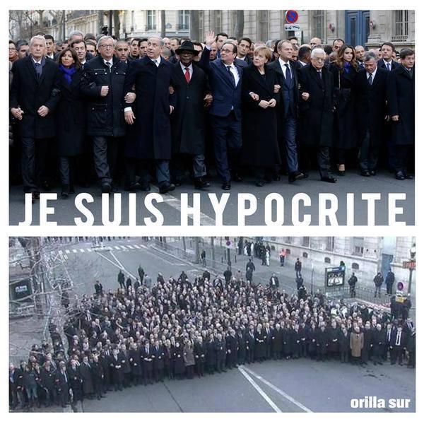 Je Suis Hypocrite