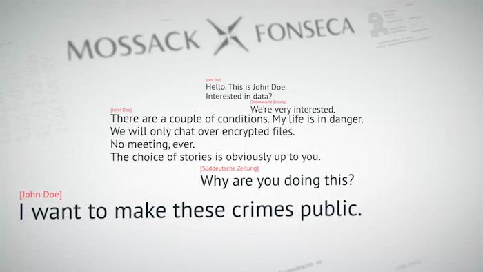 Mossack Fonseca - Largest Leak Ever: WHISTLEBLOWER REVEALS GLOBAL ELITE CRIME NETWORK