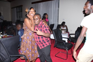 Cynthia and I during #LeAfricanFiesta