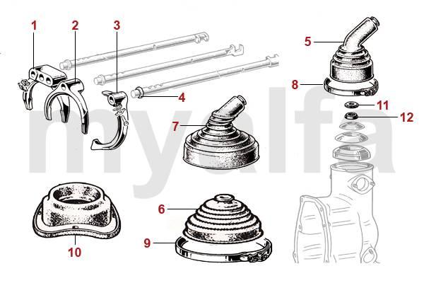 Alfa Romeo 147 Manual Gearbox