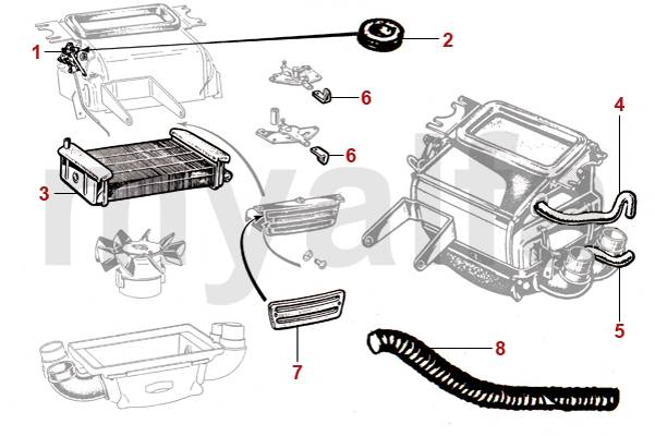 Alfa Romeo Spider Engine Diagram. Alfa Romeo. Wiring