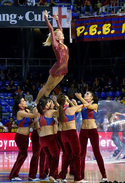 FCBarcelona - Pamesa Valencia - Liga ACB - Baloncesto