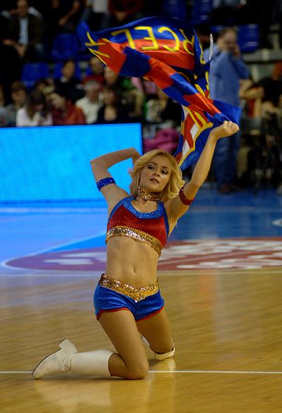 Futbol Club Barcelona - Real Madrid - Liga ACB - Baloncesto