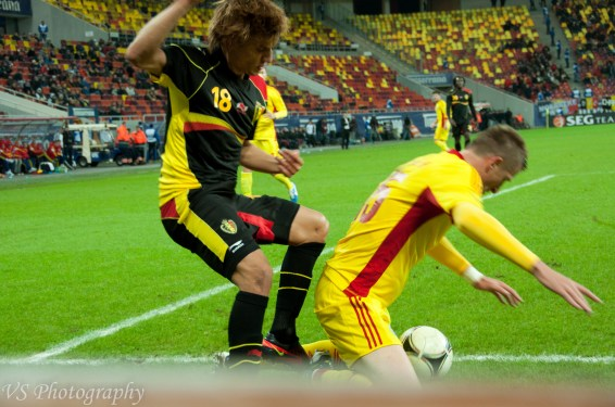 Romania Vs Belgia-168