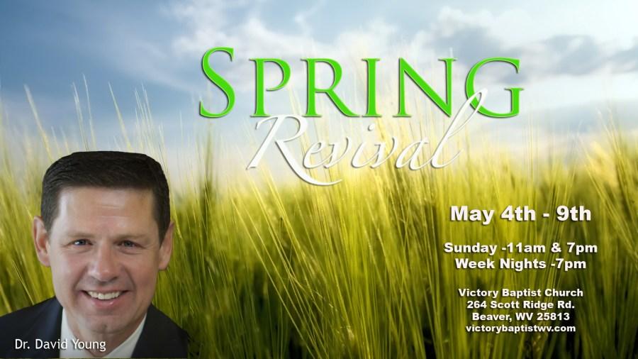 Spring Revival2014