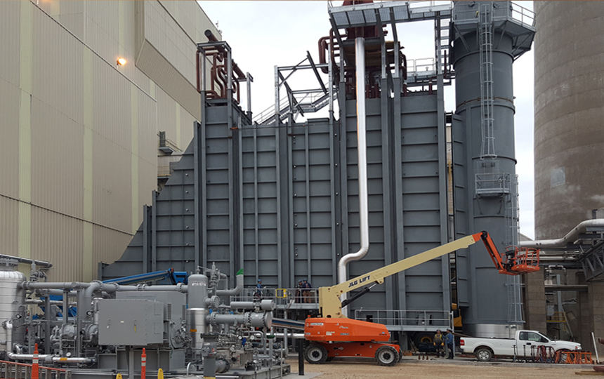 Victory Energygt Hrsg Combined Cycle Chp Horizon