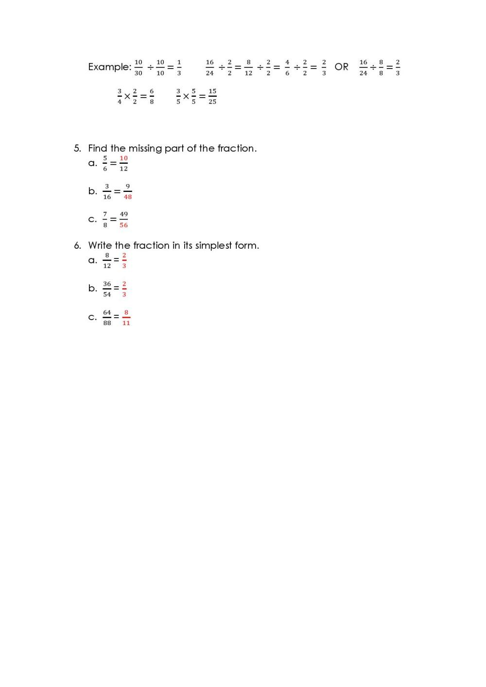 medium resolution of Grade 7 Maths Worksheet – Victory House Senior Primary