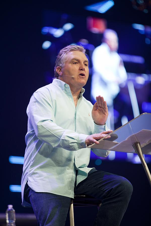 Pastor Willie George