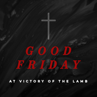 Church, Franklin WI, Holy Week, death, life, Victory of the Lamb