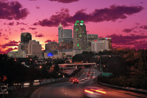 Raleigh-nc-SkyLine