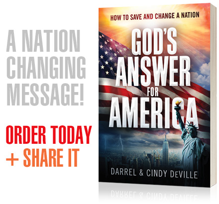 God's Answer For America! Book - A Nation-Changing Message - Order Today!