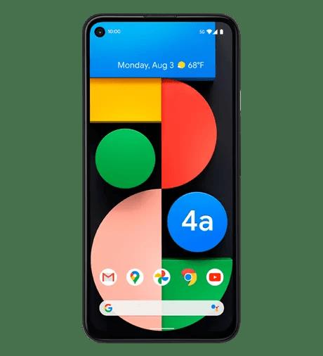 Google Pixel 4a 5G UW