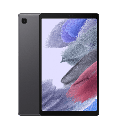 Samsung Galaxy Tab A7 LITE in gray