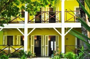 Apartment - Porch Balcony - Scuba Lodge Curacao