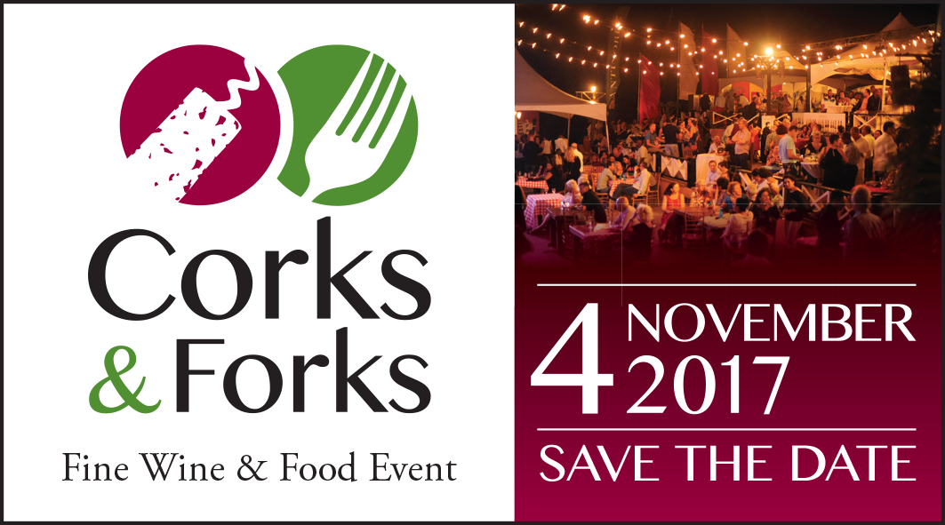 Corks & Forks 2017 – The Sixth Edition
