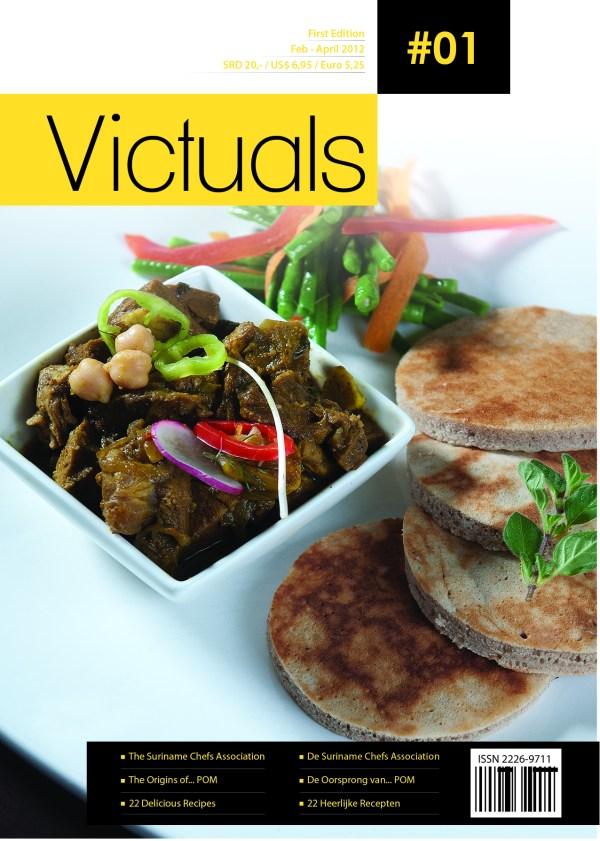 Victuals - Edition 1